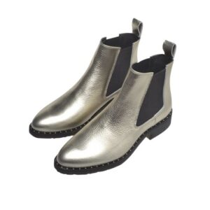 Copenhagen Shoes Bonnie metallic guld
