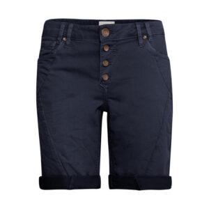 Pulz Rosita shorts mørkeblå