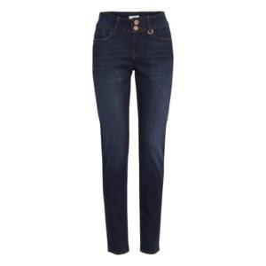 Pulz Suzy/ curve skinny jeans dark blue