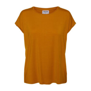 Vero Moda Ava t-shirt Buckthorn Brown