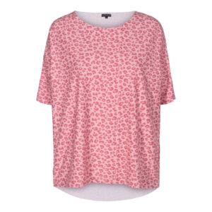 Liberté Alma t-shirt rosa leo