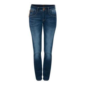 Pulz Emma highwaist straight jeans