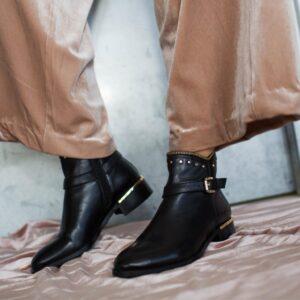 Copenhagen shoes Pauline sort