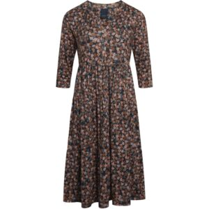 Luxzuz Larisana kjole vintage rosewood