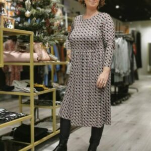 Luxzuz Mailas kjole Rosewood