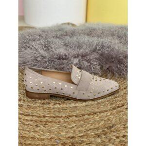 """Copenhagen shoes """"Molly"""" sko Taupe suede"""