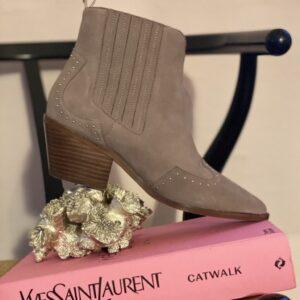 "Copenhagen shoes ""New Moss"" støvle Taupe suede"
