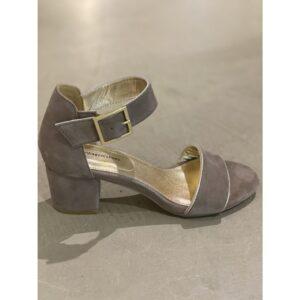 """Copenhagen shoes """"Smile"""" sandal Taupe suede"""