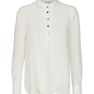 Freequent April skjorte offwhite