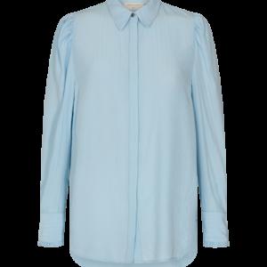Freequent April skjorte lyseblå