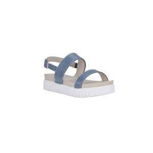 Ilse Jacobsen Tulip1065Re sandal blå
