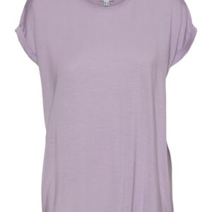 Vero moda ava t-shirt pastel lilac