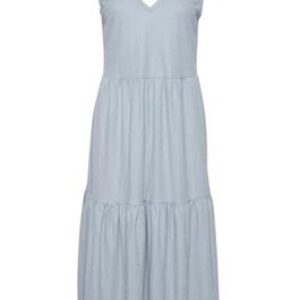 Pulz Amelia kjole lyseblå