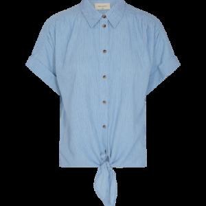 Freequent Mella Skjorte blå