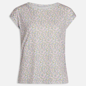 Sisters Point Low t-shirt cream/lilac