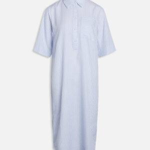Sisters Point Vata kjole blue/white