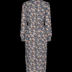 Freequent Regitze kjole Dutch blue