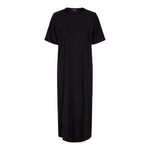 Liberté Alma t-shirt kjole sort