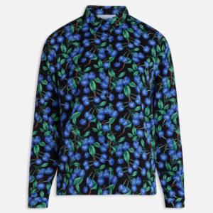 Sisters Point Elba skjorte Blue cherry