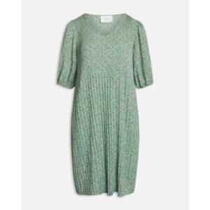 Sisters Point Esina kjole green/flower
