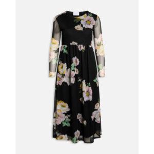 Sisters Point Gia kjole black/flower