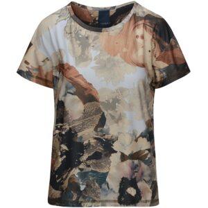 Luxzuz Carin t-shirt camel