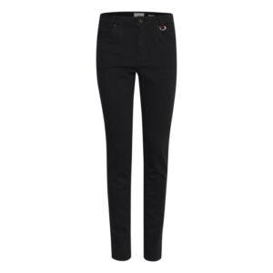 Pulz Emma jeans skinny sort