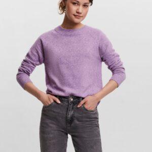Vero Moda Doffy strik Hyacinth
