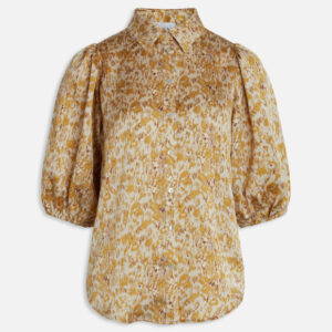 Sisters Point Ella skjorte honey art