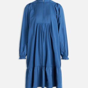 Sisters point Meda dress cobolt blå