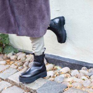 Copenhagen Shoes Clouds Black
