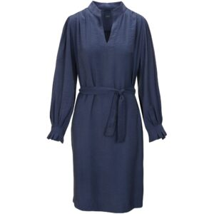 Luxzuz Aicha dress mørkeblå