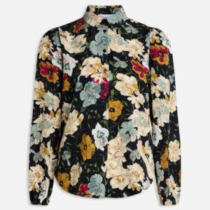 Sisters Point Ebbey skjorte multi flower